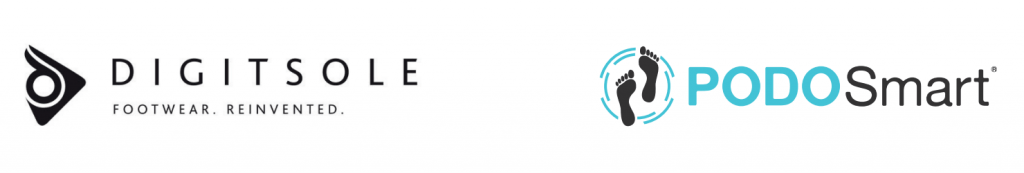 digitsole and podosmart logo