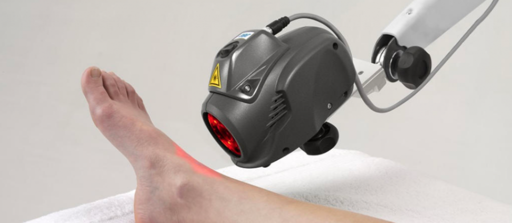 MLS Class IV Laser Therapy
